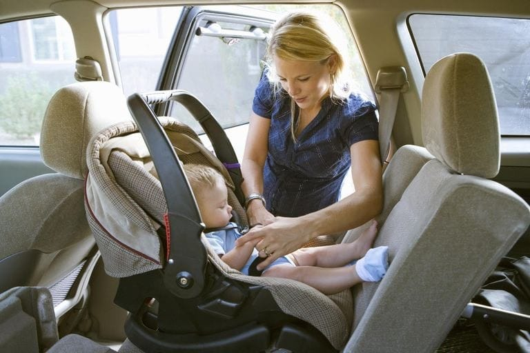 Car Accidents and Children: What you Need to Know