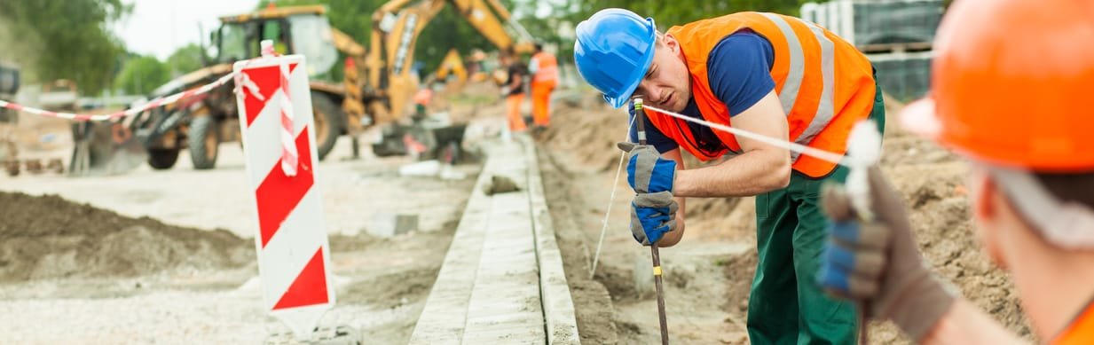 Construction Work Zone Accidents | Road Construction Worker Injuries