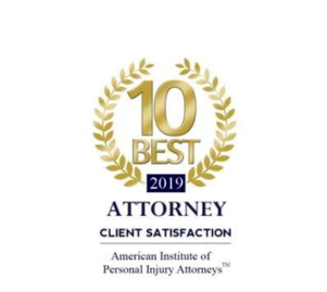 Jeff Robinette, Top 10 Personal Injury Attorney