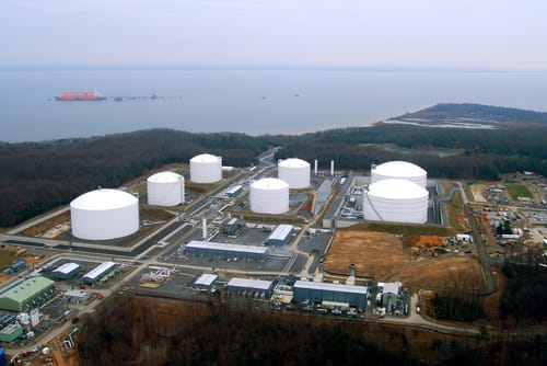 Fracking News: FERC Permit to Construct Cove Point Export Facility Approved