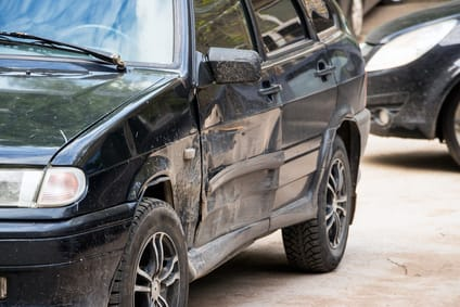 Sideswipe or Blind Spot Collisions | WV Injury Lawyer
