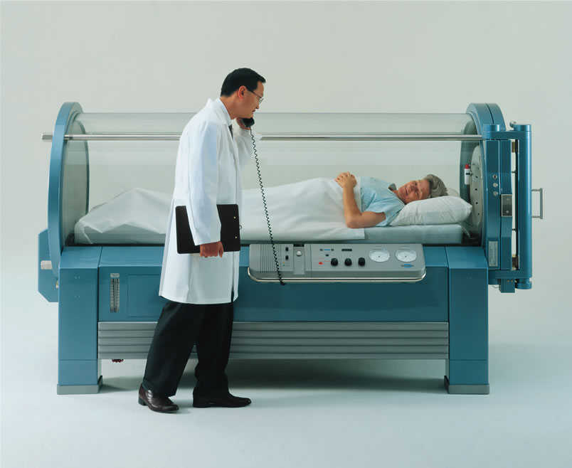 How Hyperbaric Oxygen Therapy Helps to Heal Wounds